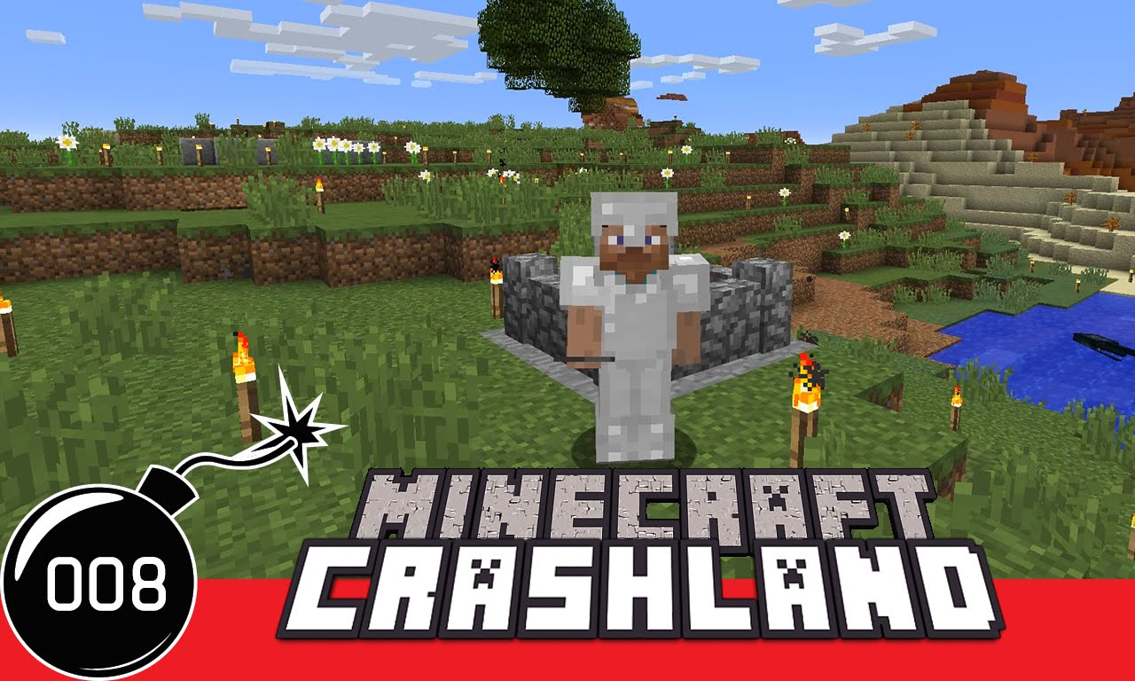 Crashlands Minecraft Game