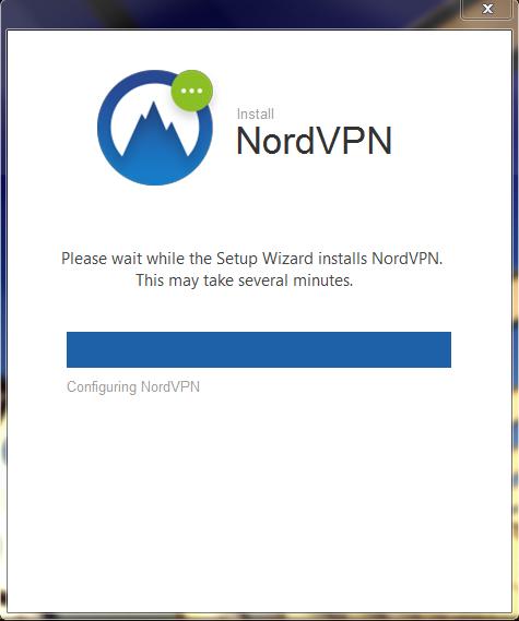 nordvpn configuration