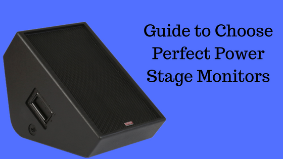 Power Stage Monitors