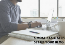 Set Up Your Blog