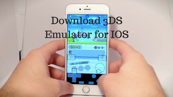 nintendo 3ds emulator for ios