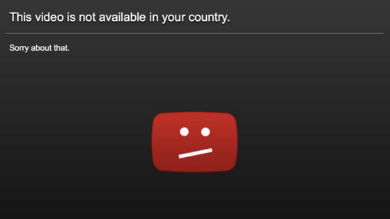 This video is not working in your country
