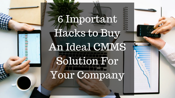 cmms software solution