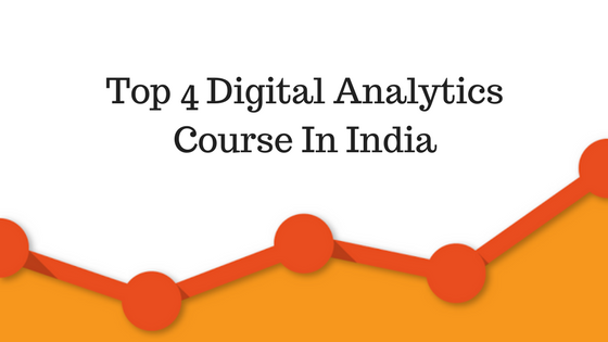 Digital Analytics Course