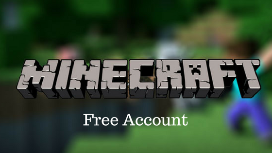Image result for free minecraft account