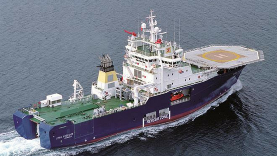 Offshore Support Vessels