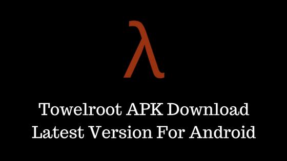 Towelroot APK