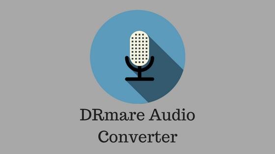 DRmare Audio Converter