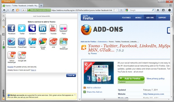 add ons for browser