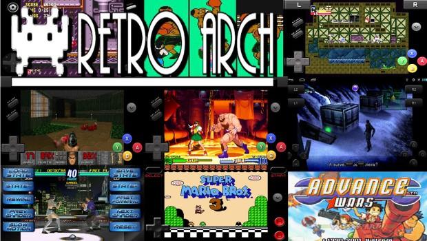 RetroArch gba emulator