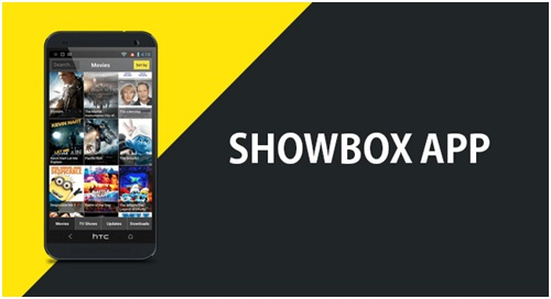 Showbox moive and tv shows online