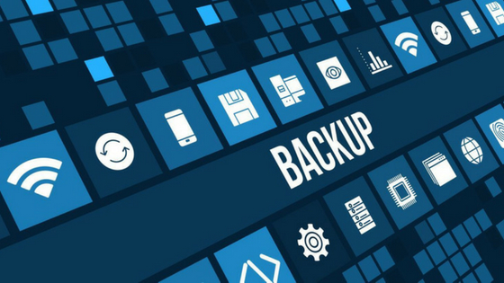 Data Backup Process