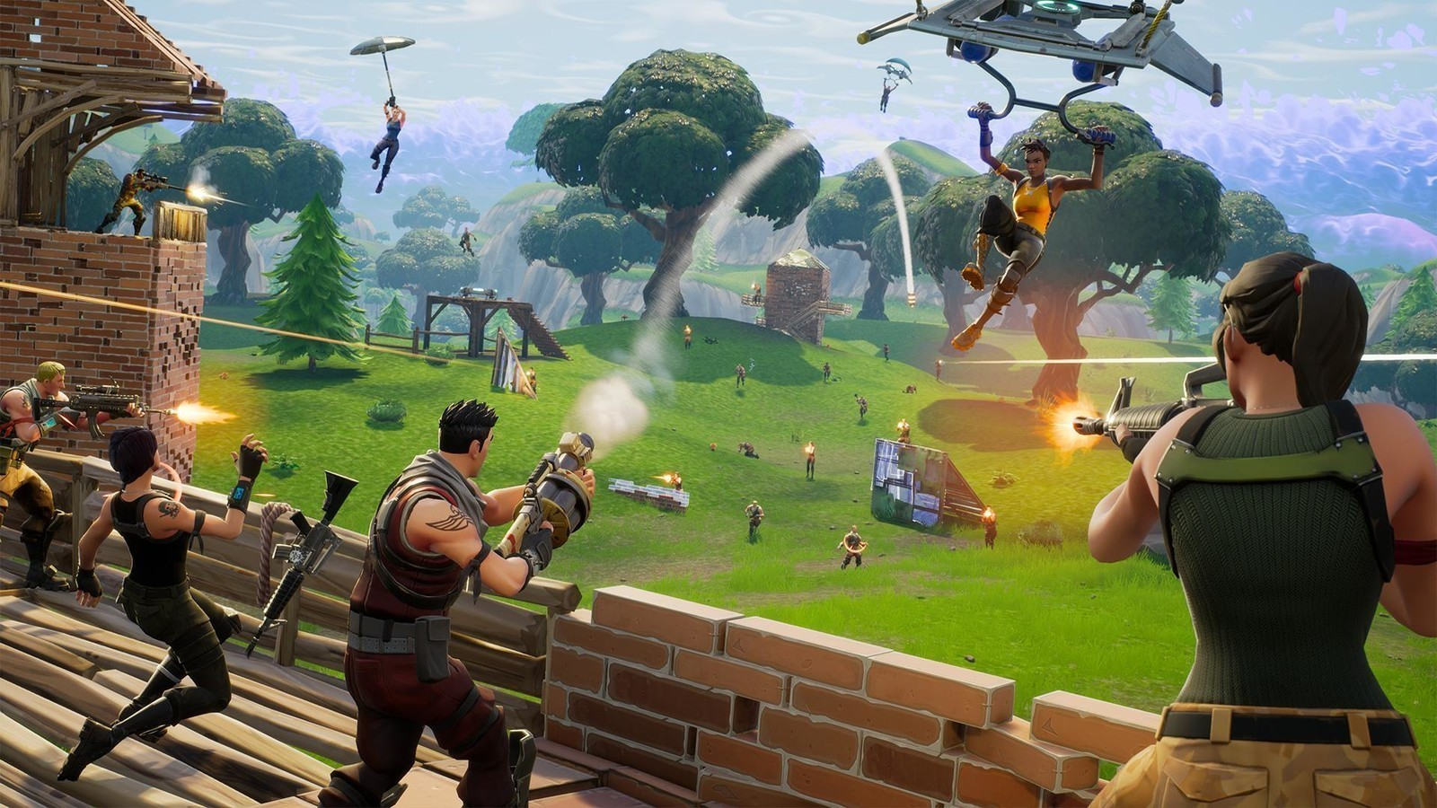 Fortnite xbox games for kids and elder