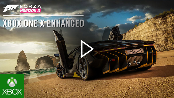 Forza Horizon 3 xbox one games for kids