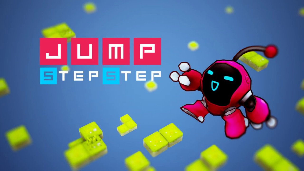Jump, Step, Step xbox one game for kids