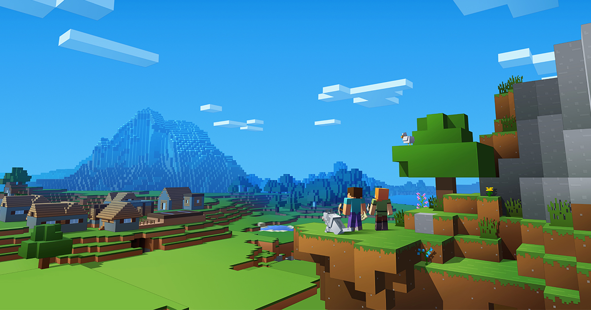 Minecraft xbox one games for kids