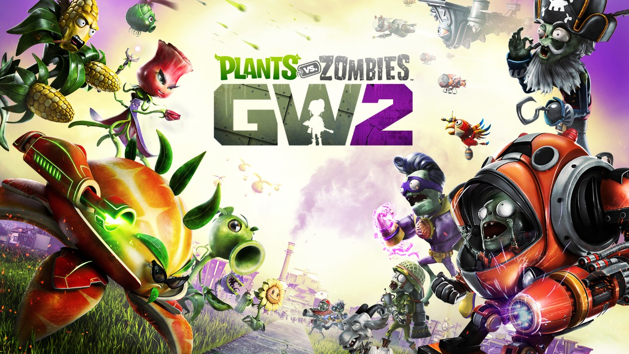 Plants vs Zombies Garden Warfare 2 game for kids