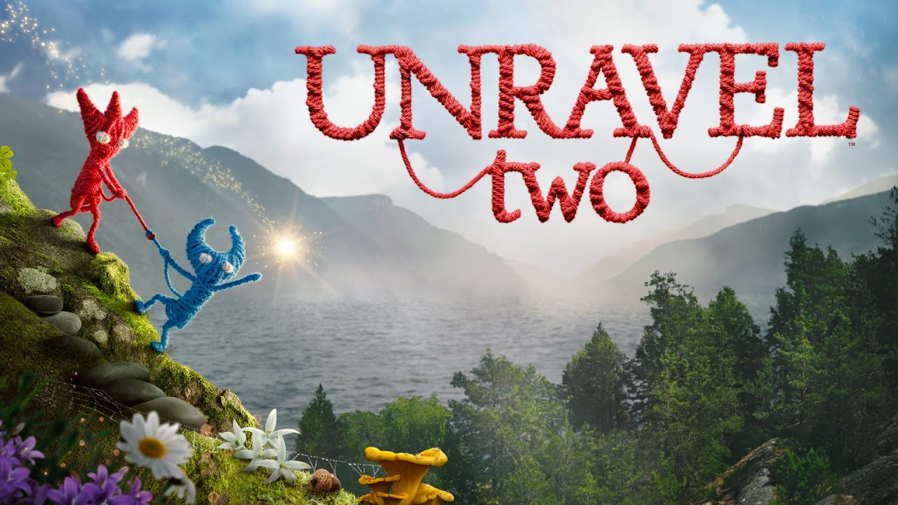 Unravel Two xbox one games for kids
