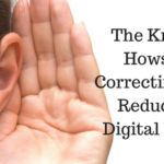 The Know-Hows in Correcting and Reducing Digital Noise
