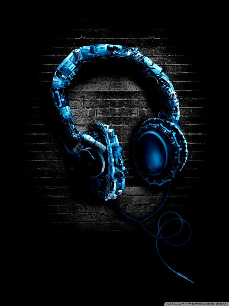 Headphone Full HD Wallpapers For Mobile