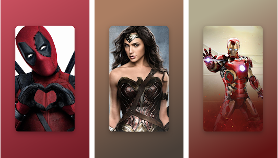 Superheroes Wallpapers QHD