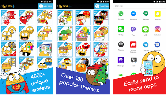 Emojidom emoticons for texting best emoji apps for android