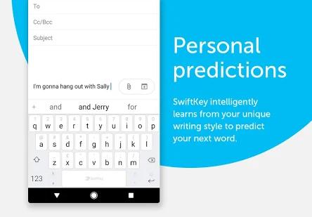 SwiftKey Keyboard And Emoji