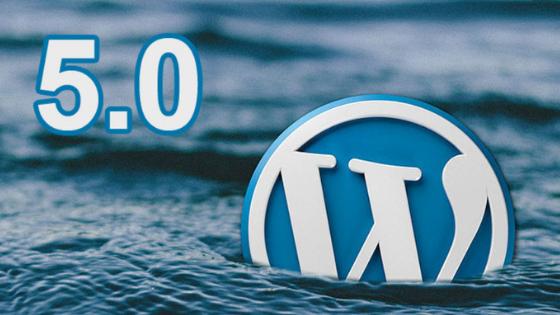 WordPress 5.0 Updating