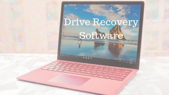 Drive Recovery Software