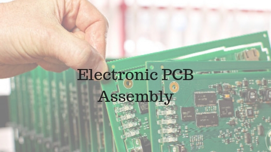 Electronic PCB Assembly