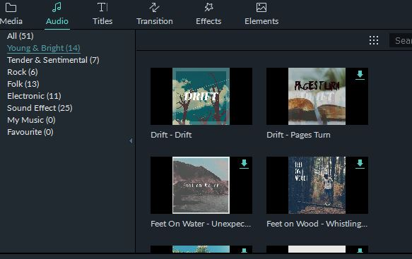 Filmora9 Best Video Editing Software for windows
