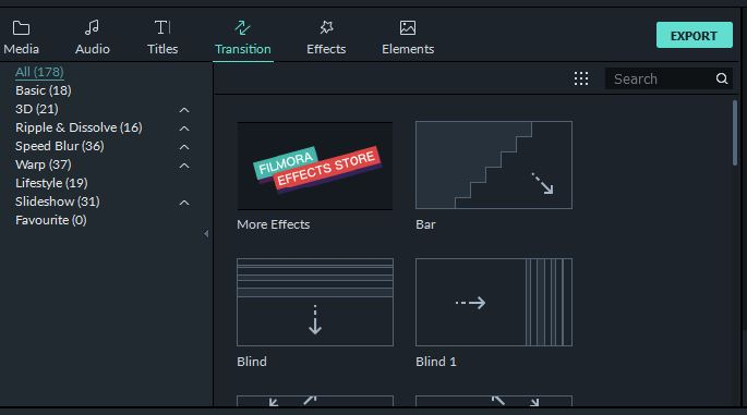 Filmora9 Best Video Editing Software
