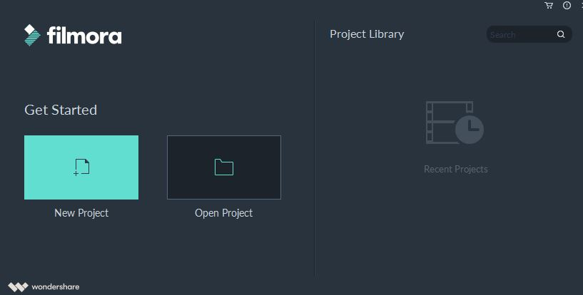 Filmora9 Video Editing Software