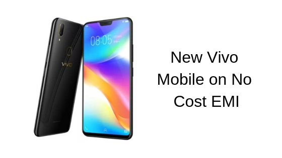 Vivo Mobile on No Cost EMI