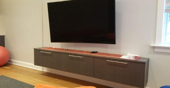 Hire a Professional TV Installer