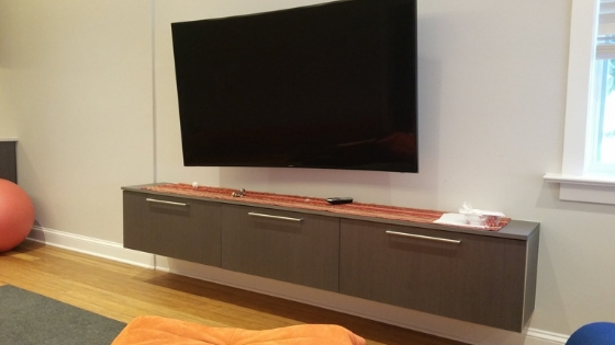 Hire a Professional TV Installer