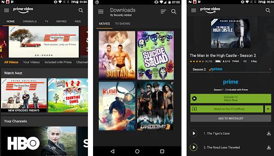 Amazon Prime Video - Free Telugu movie
