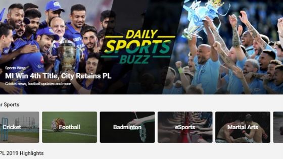 HotStar - Free Sports Streaming Sites