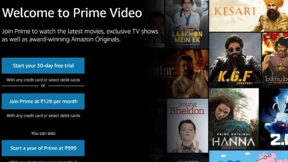 Prime Video - Watch TV Shows Online for Free Full Episodes Without Downloading