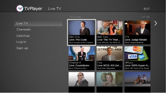 TVPlayer - Watch Free TV Shows Online
