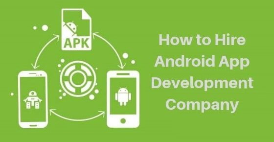 Hire Android App Development Company