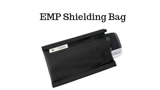 EMP Shielding Bag