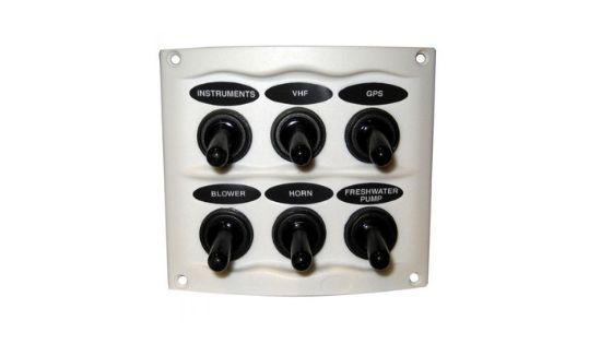 Marine Electrical Panels