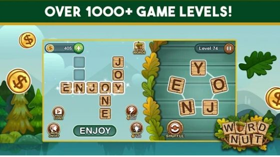 Word Nut - Best Word Game for Android