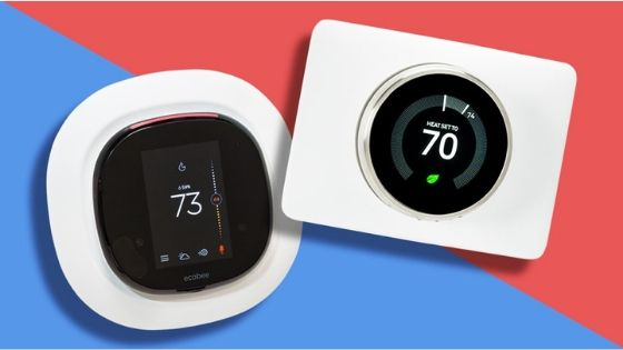 Ecobee Smart Thermostat - Smart Home Devices