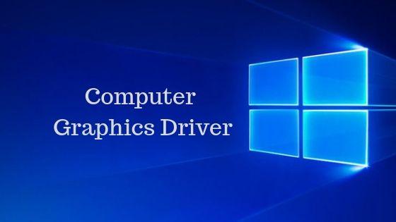 Computer Graphics Driver