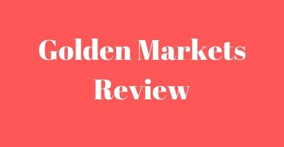 Golden Markets Review
