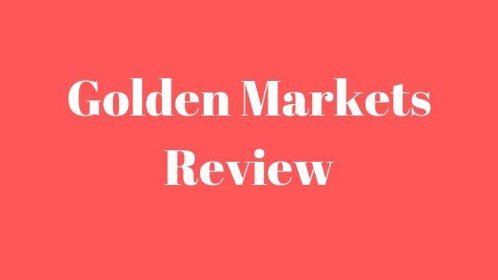 Golden Markets Review