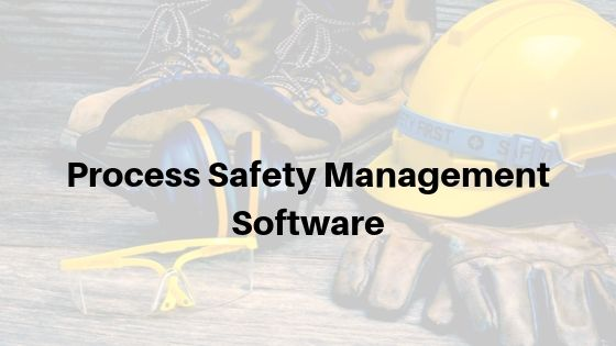 Process Safety Management Software