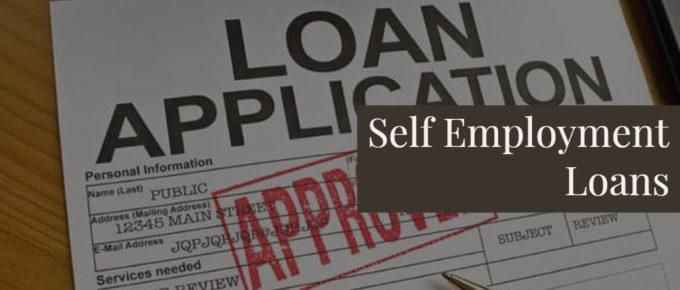 Self Employment Loans